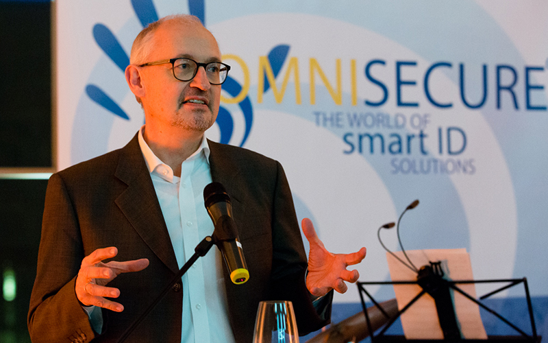 OMNISECURE the world of smart ID solutions Berlin 20. – 22. Januar 2020